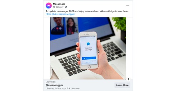 Critical update: Facebook Messenger users hit by scammers in over 80 states