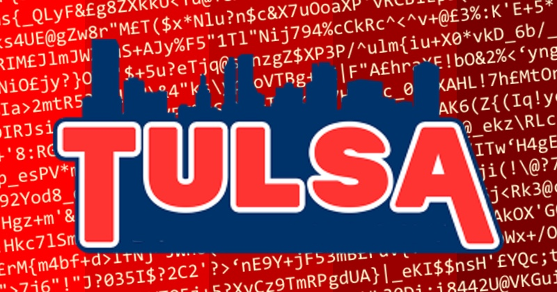 City of Tulsa struck by ransomware attack