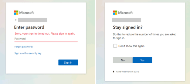 Microsoft experts disrupted a large-scale BEC campaign