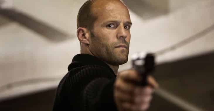 No, you're not talking to Jason Statham
