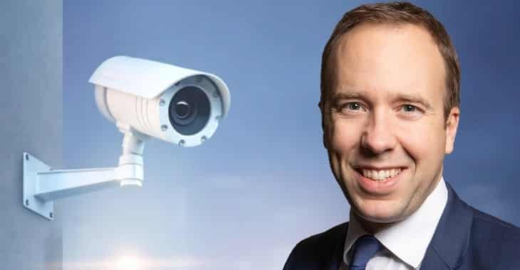 The Matt Hancock CCTV footage leak – why it's right for the ICO to investigate