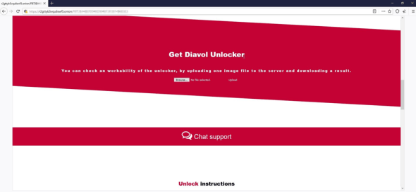 Diavol ransomware appears in the threat landscape. Is it the work of the Wizard Spider gang?