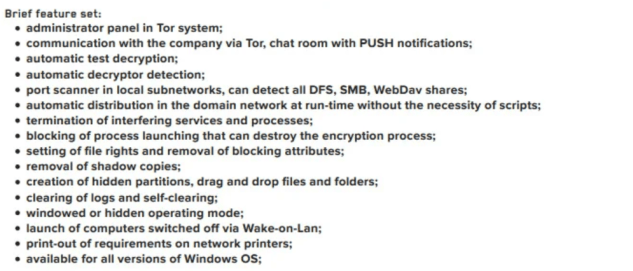 LockBit 2.0, the first ransomware that uses group policies to encrypt Windows domains