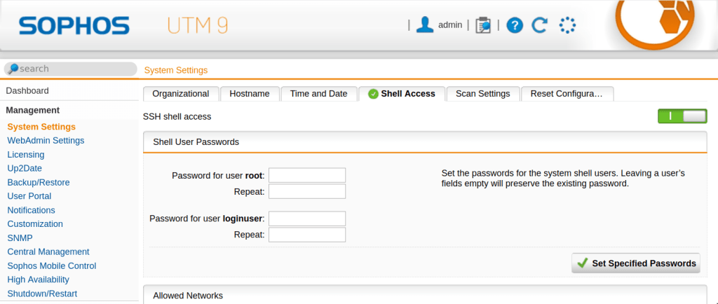 Are you using a Sophos UTM appliance? Be sure it is up to date!